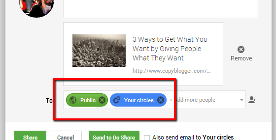 The Art of Writing Great Google+ Posts - Copyblogger
