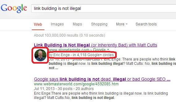 Has Google's Author Rank Arrived?