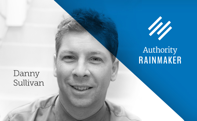 Here's How Veteran Search Engine Expert Danny Sullivan Writes