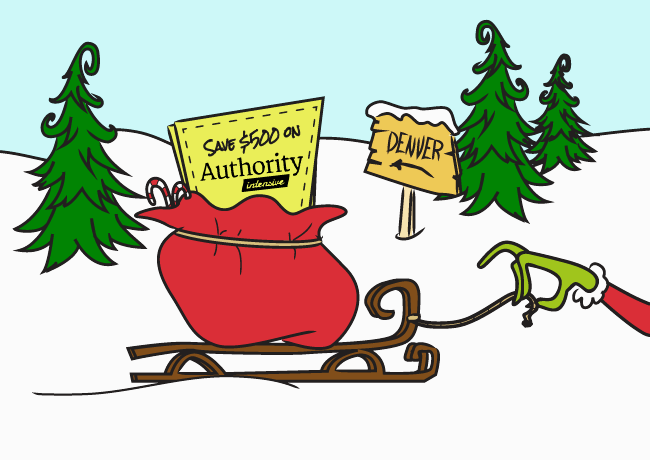 How the Grinch Stole Your Authority