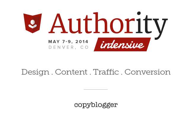 Image of Authority Intensive Poster