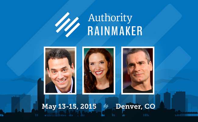 Authority 2015: Daniel Pink, Sally Hogshead, and Punk Legend Henry Rollins