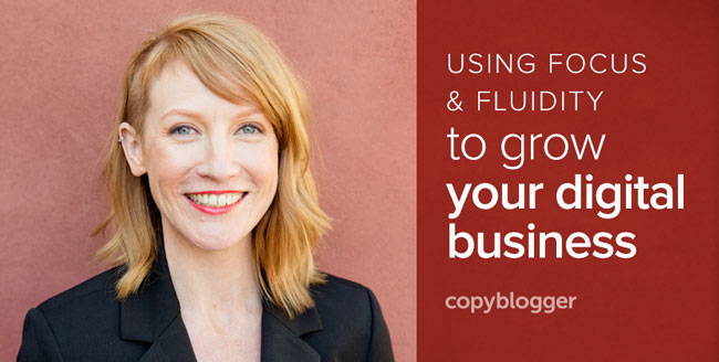 How One Entrepreneur Grew a Digital Business to Fit Her Life