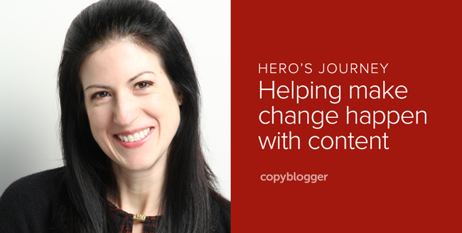 An Advocate Who Helps People Change the World with Content Marketing