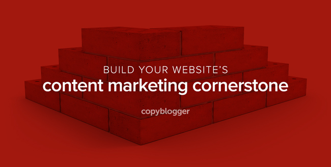 A Practical Approach to Using Powerful Cornerstone Content on Your Site
