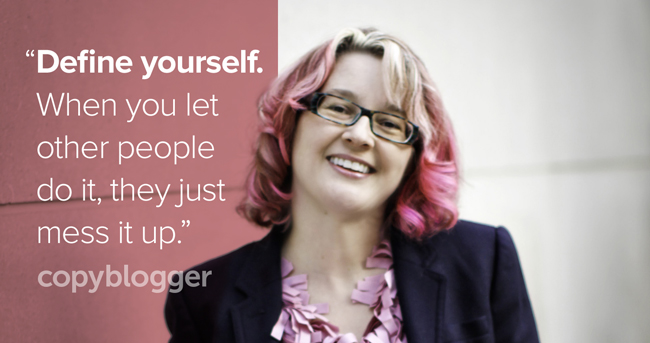 On Pink Hair, Marketing, and Business on Your Own Terms