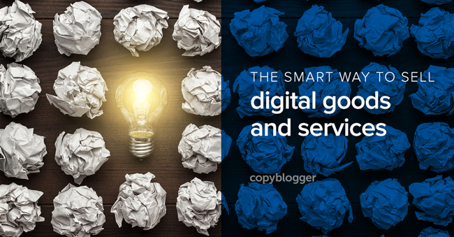 The smart way to sell digital goods and services