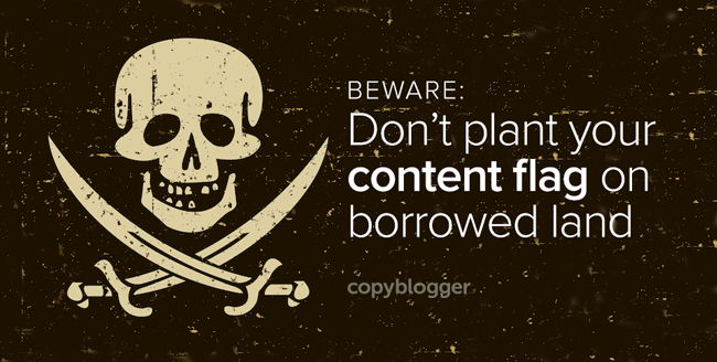 Digital Sharecropping: The Most Dangerous Threat to Your Content Marketing Strategy