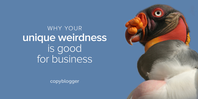 How to Embrace Your Quirkiness and Build a Profitable Business
