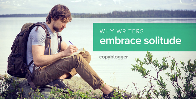 3 Reasons Why Great Writers Always Work Alone