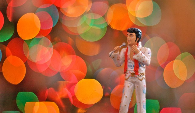 image of Elvis Presley toy