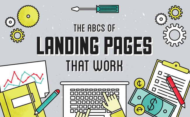 The ABCs of Landing Pages That Work [Infographic]