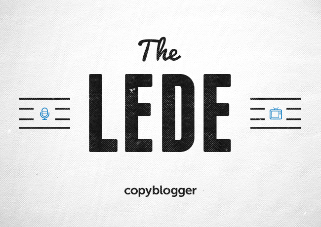 The Lede Podcast logo