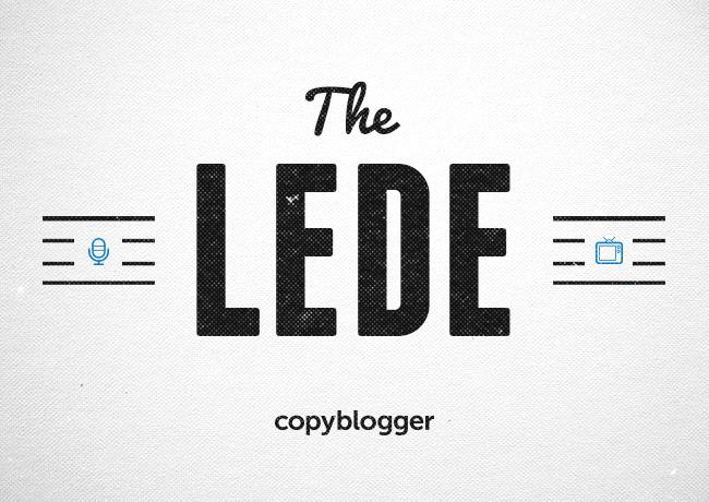 The Lede Podcast logo