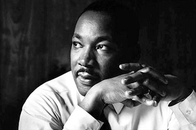 The Martin Luther King, Jr. Guide to Inspirational Writing