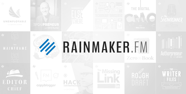 We Launched Rainmaker FM One Year Ago: Check Out What Happened (and the New Site Design)