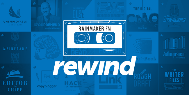 Rainmaker Rewind: How to Stir Up Reader Interest by Dishing Out Your Ideas
