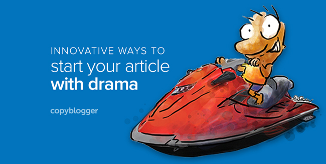 How to Rev Up Your Article from the Start