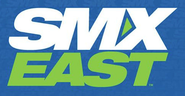 Save $100 on SMX East in New York
