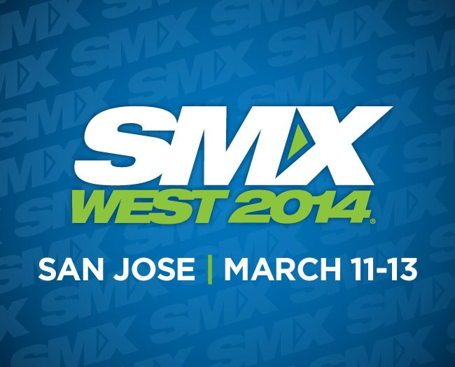 Save $100 on SMX West in San Jose this March