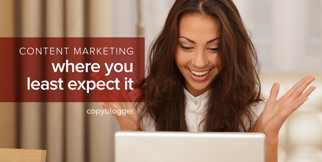 3 Surprising Steps to Help You Think Outside the Content Marketing Box