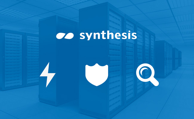 cover image for synthesis promo post