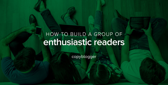 how to build a group of enthusiastic readers