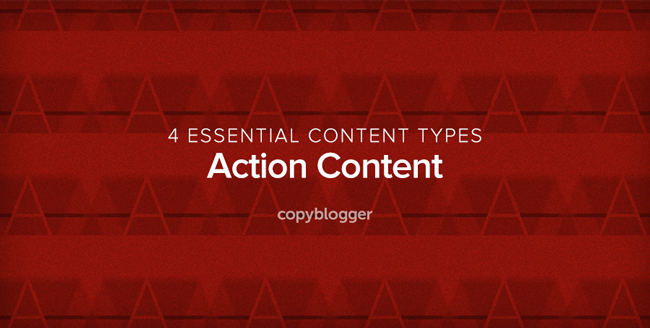 Action Content: Turn Fans into Customers [Plus a Free Bonus for You]