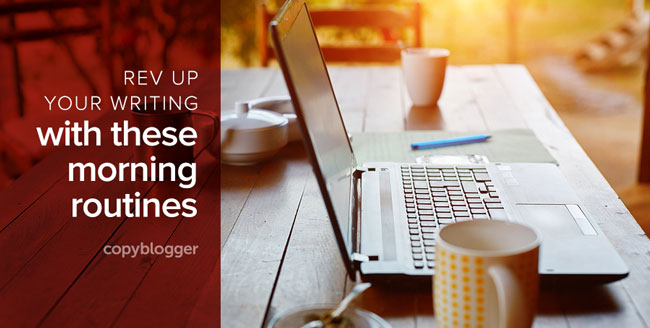 7 Fun and Easy Warm Ups to Start Your Writing Day - Copyblogger