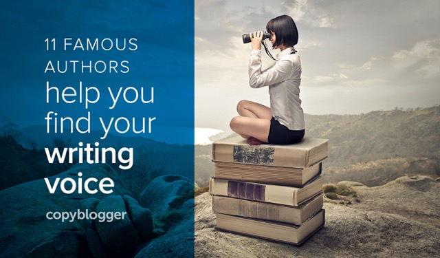 11 Insights on Finding a Writing Voice Readers Take Seriously [SlideShare]