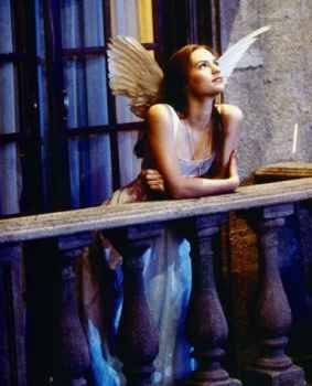 image of Claire Danes in Romeo and Juliet