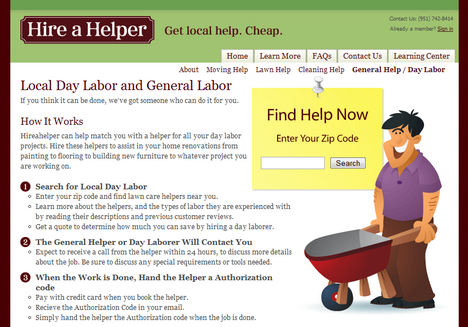 Hire a Helper