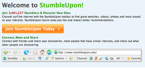 "Writing for StumbleUpon: High Impact Content ""Above the Scroll"" in Four Easy Steps"