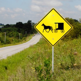 The Amish Guide to Intelligent Web Design