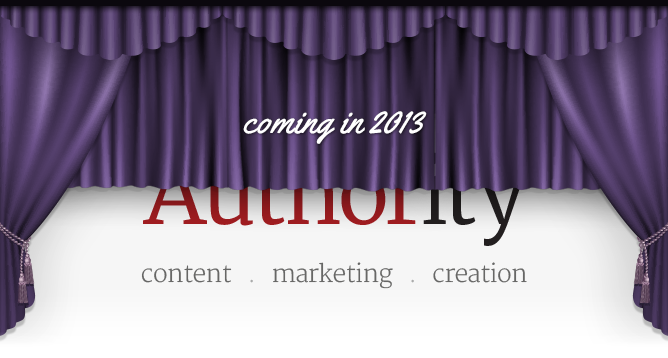Image of Authority Teaser Logo