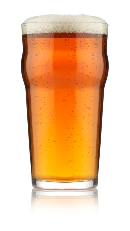 image of a glass of beer
