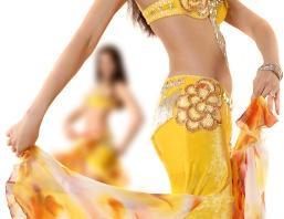 image of belly dancer