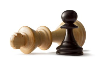 How to Win a Zero-Sum Game: What to Do if Competitors Won't Link to You