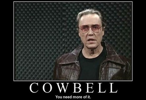 The Secret to Captivating Content? More Cowbell!