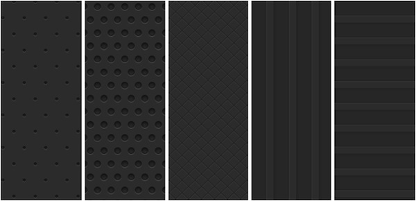 image of studiopress.com dark background patterns