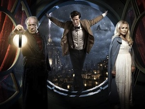 image of eleventh dr. who
