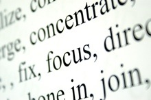 Focus Words