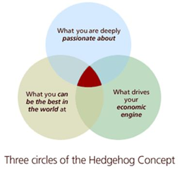Image of The Hedgehog Principle