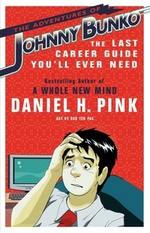 Seriously Persuasive Comic Books: 6 Questions for Dan Pink about Johnny Bunko