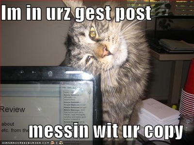 Copyblogger Guest Post Guidelines