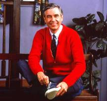 The Mr. Rogers Guide to Blogging from the Heart