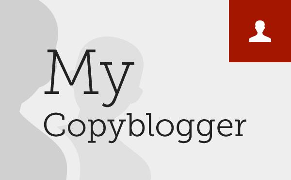 Image of MyCopyblogger Icon
