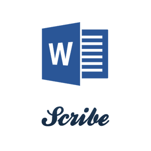 Scribe for Microsoft Word: Content Marketing from Your Desktop