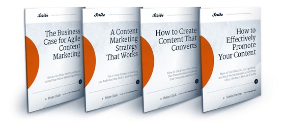 Image of Scribe Content Library EBooks