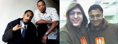 Snoop, Dre and Geeks